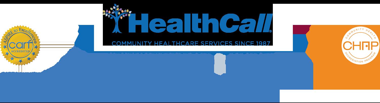 HealthCallFooter